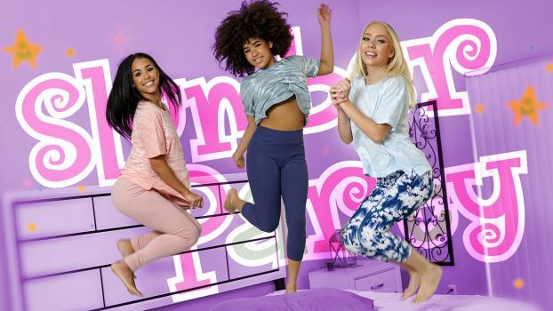 BFFs - Nina Diaz, Camila Cortez & Braylin Bailey