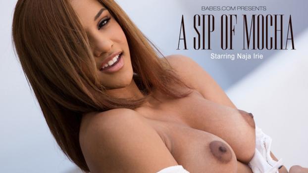 Babes.com- A Sip of Mocha