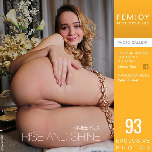 [FEdf] Aimee Rox - Rise And Shine