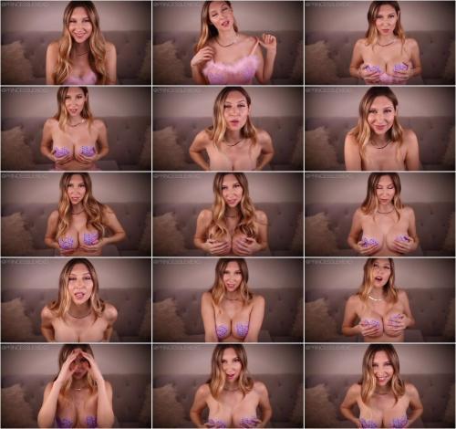 Princess Lexie - These Tits Control Ur Cock (Sensual) [FullHD 1080P]