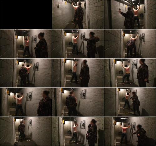 Whipping in a dungeon from Miss Samara [FullHD 1080P]