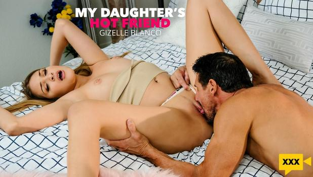 My Daughter's Hot Friend - Gizelle Blanco