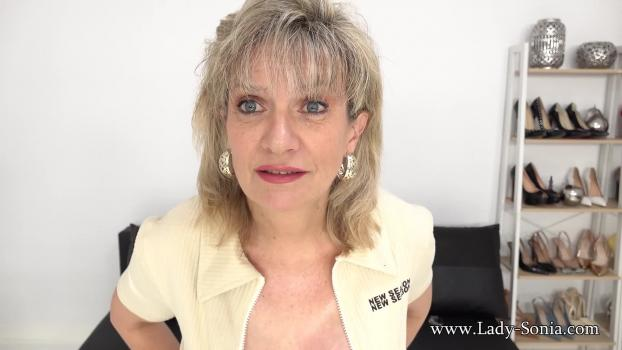 Lady-sonia.com- Can You Hear Me Wanker
