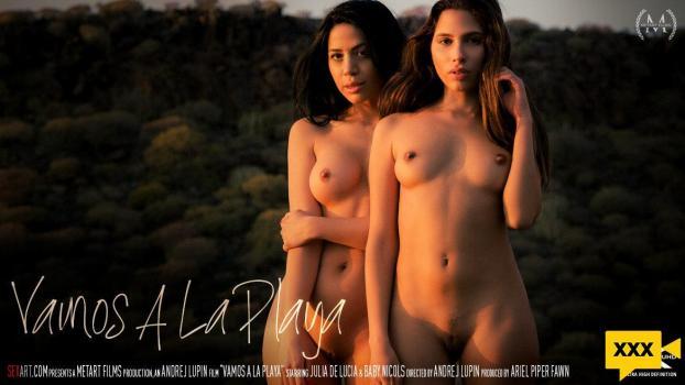 Sex Art - Julia De Lucia & Baby Nicols