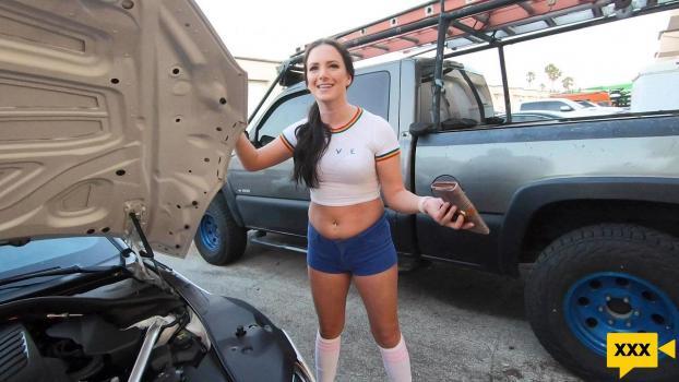 Bang! Roadside XXX - Alice Visby