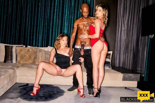 Blacked Raw - Katie Kush & Kylie Rocket