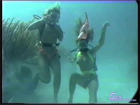 Sexunderwater.com- Ocean Play 3