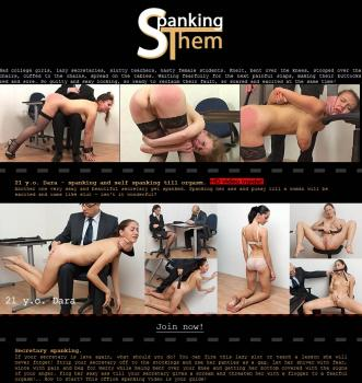 SpankingThem (SiteRip) Image Cover