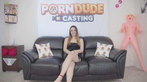 Porndudecasting.com- Kinsley Kane