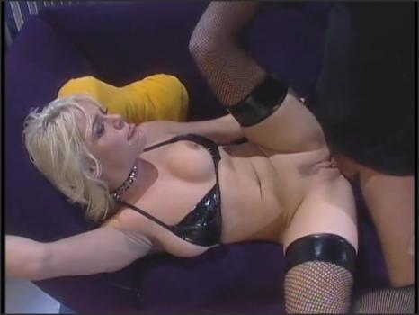 Xhamsterpremium.com- Fantastic blonde babe is bouncing on big dong