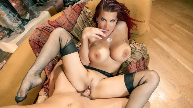Penthouse.com- Cheating Husband Has An Affair With His Red Head Maid