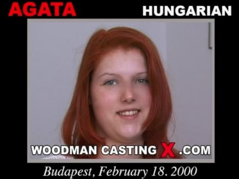 WoodmanCastingx.com- Agata casting X